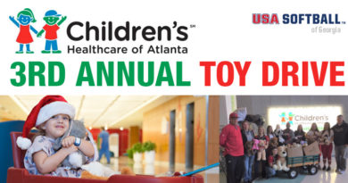 3rd Annual Toy Drive to Support Children's Healthcare of Atlanta Scottish Rite Hospital