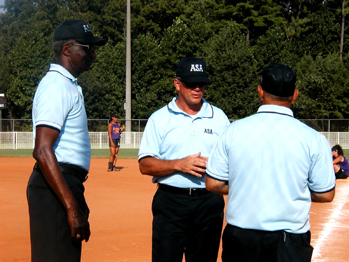 Why Umpire Asa  - Usa Softball